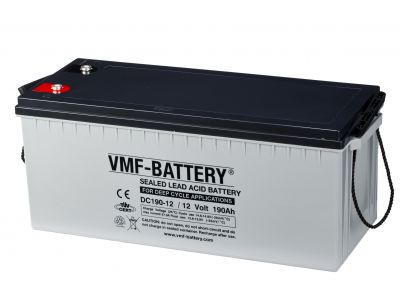 VMF AGM Deep Cycle 12V 190A/h