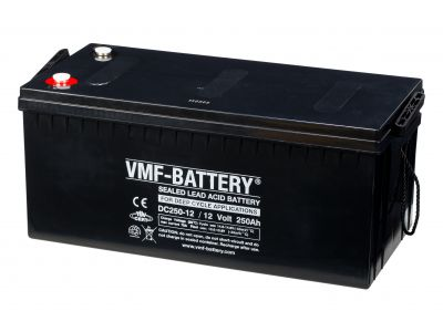 VMF AGM Deep Cycle 12V 250A/h