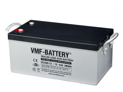 VMF AGM Deep Cycle 12V 280A/h