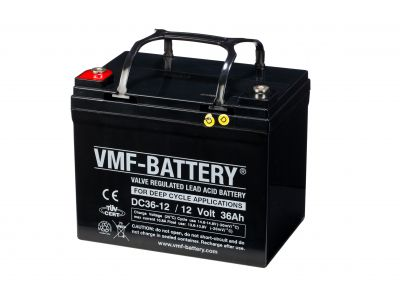 VMF AGM Deep Cycle 12V 36A/h
