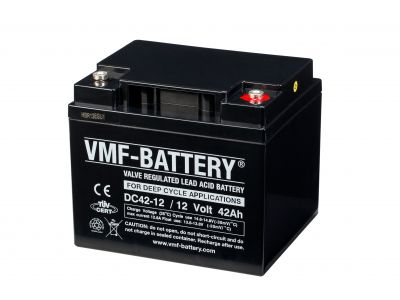 VMF AGM Deep Cycle 12V 42A/h