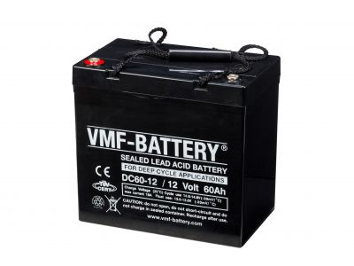 VMF AGM Deep Cycle 12V 60A/h
