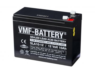 VMF AGM Sealed Lead Acid 12V 10A/h