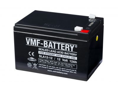 VMF AGM Sealed Lead Acid 12V 12A/h
