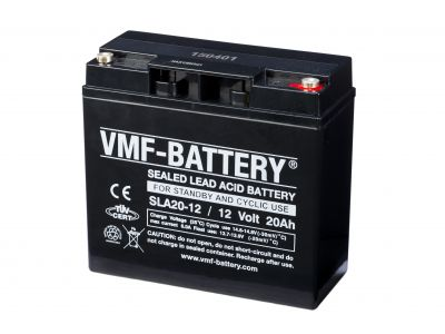 VMF AGM Sealed Lead Acid 12V 20A/h