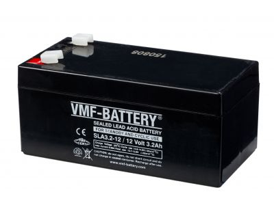 VMF AGM Sealed Lead Acid 12V 3,2 A/h