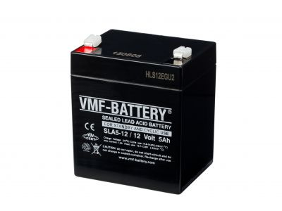 VMF AGM Sealed Lead Acid 12V 5A/h