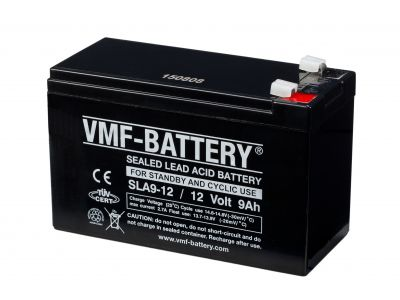 VMF AGM Sealed Lead Acid 12V 9/Ah