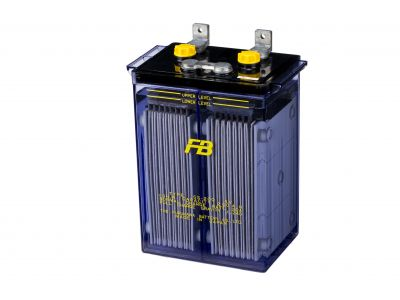 Marine lead acid battery